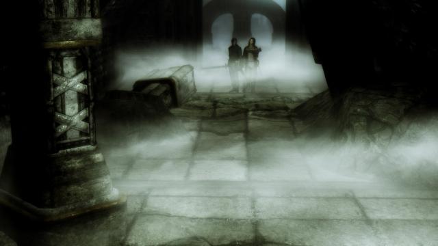 В руинах Мзулфта