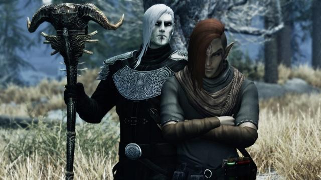 Ксавьер и Люциан