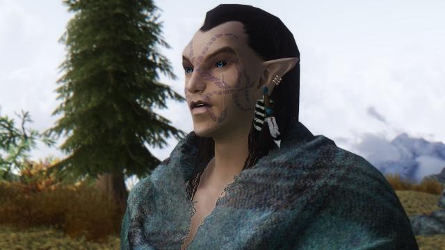 Young Ashlander in Skyrim