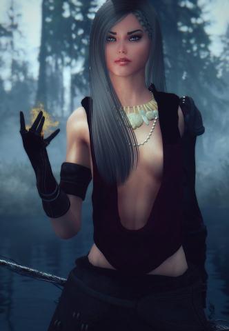 Ведьма из диких земель (Валена)