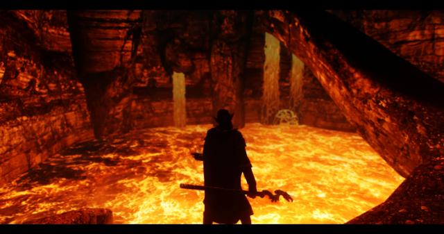 Skyrim Underground