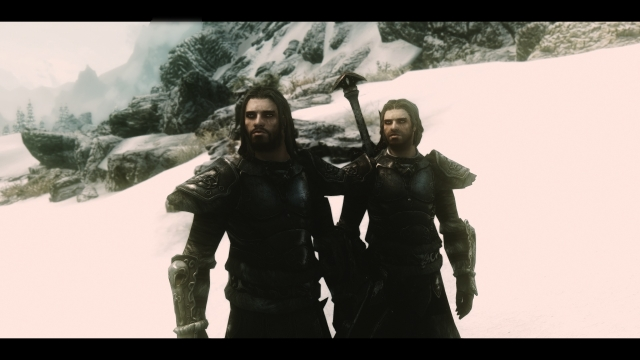 Wolf-twins