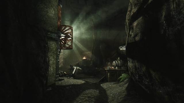 Подземелье