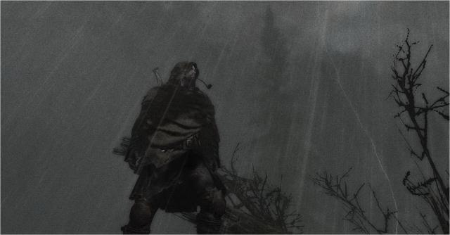 Bad weather.