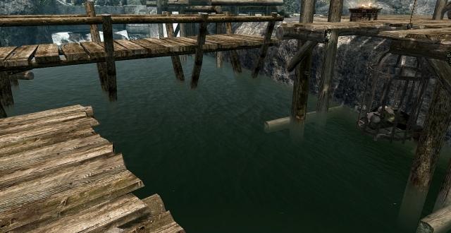 Вода в Маркарте