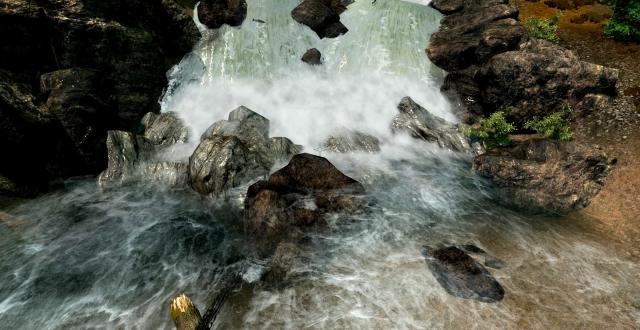 тест форм воды
