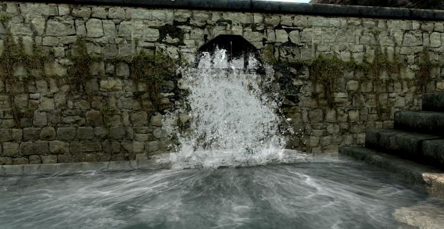 Вайтран - текстуры стены 2 К