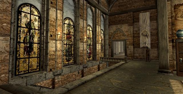 Вайтран - дворец ярла