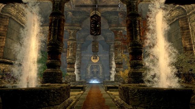 Двемерские  руины