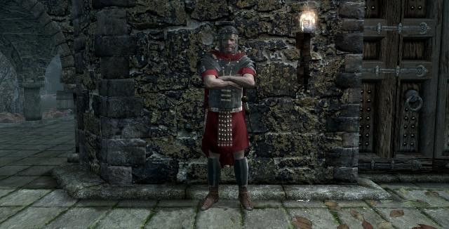 Рифтен - имперский наемник