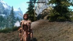Как сделать красивый персонаж в skyrim 69