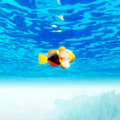 Подводный Скайрим