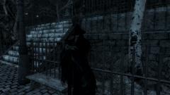 Bloodborne. Eileen the Crow