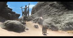 Путешествие к святилищу Азуры