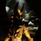Египетский хоррор на просторах Скайрима