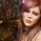 цветущая девочка