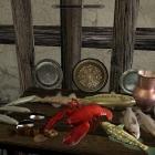 Даггерфольские натюрморты. Рыбный стол