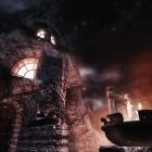 """Архитектура Нордов : Виндхельм , таверна """"Очаг и свеча"""""""