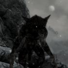 Тёмный волк