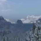 Сегодня в Скайриме - облачно..)