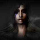 DIGITAL DISTORTION: Brunette Scar