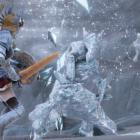 Битва с ледяными Атронахами