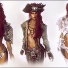 """Полностью переделанный костюм """"TERA Armors Collection"""" мужской"""