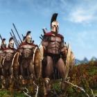 и снова спартанцы