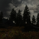 Суровое небо Севера