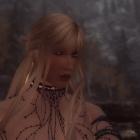 Портрет эльфийки