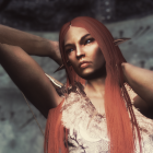 Босмерка Рыжее Солнце