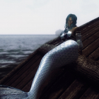 Mermaid Skyrim