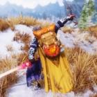 Skyrim (new - 38. Примерил набор доспехов Вокуна после победы над ним)
