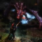 Skyrim (new - 44. Ночные грозы Предела и бой с Легендарным драконом)