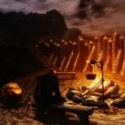 Ночевка в бандитском лагере