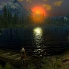 Закат над Илиналтой