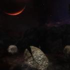 Skyrim (new - 8, небо и пейзажи)