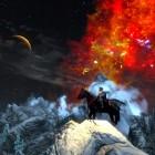 Ночная конная прогулка