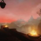 Вечерний туман над Маркартом