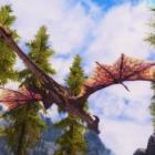 Просто низко летящий дракон