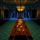 Главный зал королевского дворца в Виндхельме