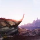 """Skyrim (new - 37. Отдых у """"Соленого молота"""")"""