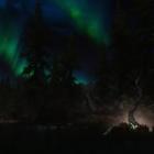 Сине-зеленая ночь над Хьялмарком