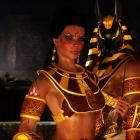 Глаза египетского бога