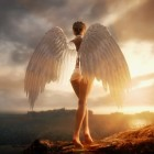 White Black Angel
