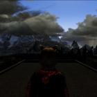Гламурные 3D облака