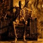 В царстве скелетонов
