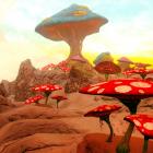 Скурим глазами грибов