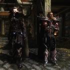 Daedric Armor vs Ebony Armor