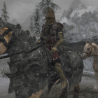Skyrim Warriors in Frost